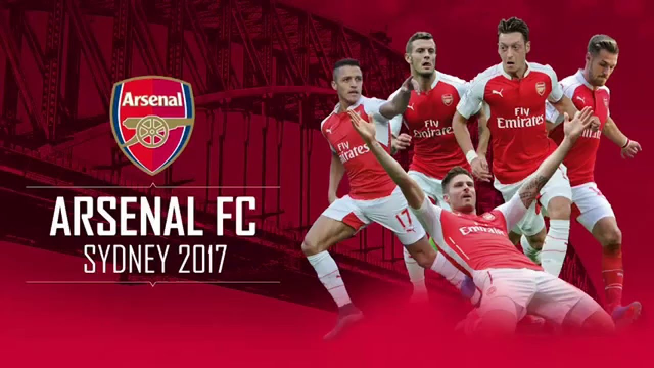 Arsenal Sydney - Cover Image