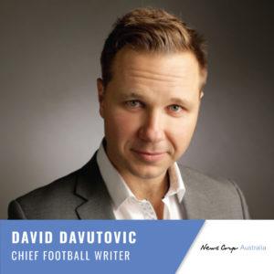 David Davutovic - News Corp