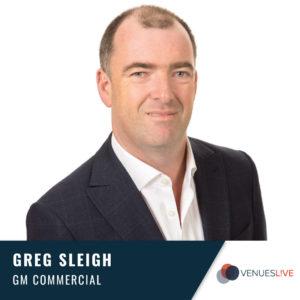 Greg Sleigh - Venues Live