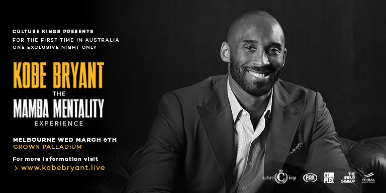 Mamba Mentality Experience - Melbourne