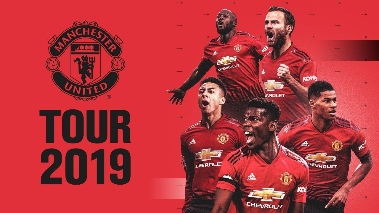 Manchester United - Perth Tour 19
