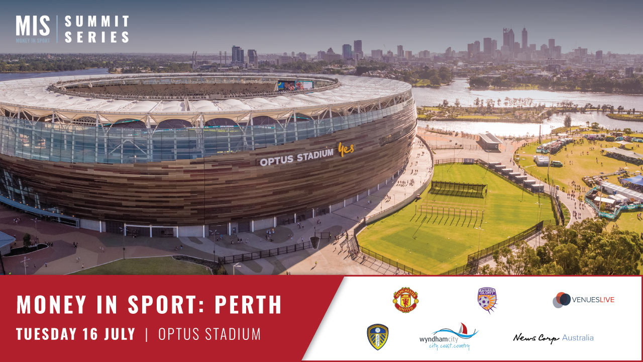 Money In Sport: Perth