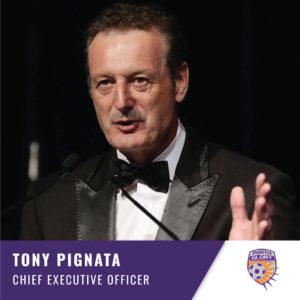 Tony Pignata - Perth Glory FC