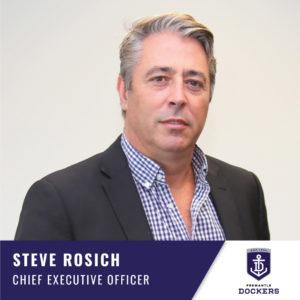 Steve Rosich - Fremantle FC